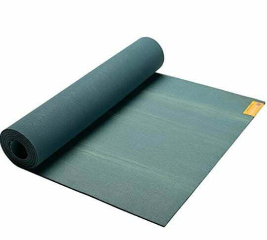 best yoga mat for sweaty hands: Hugger Mugger para Rubber Mat
