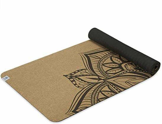 best yoga mat for sweaty hands: