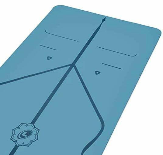 best yoga mat for sweaty hands: Liforme Original Yoga Mat