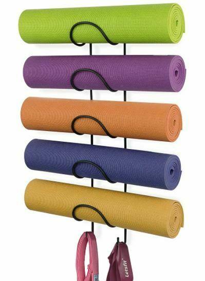 Types of Yoga Mat Storage