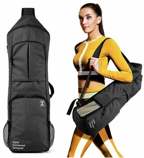 yoga mat backpacks: Warrior2 Yoga Mat Holder Carrier, Yoga Backpack