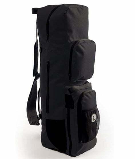 yoga mat backpacks: MatPak Yoga Bag, Pockets for Yoga Block and Gear