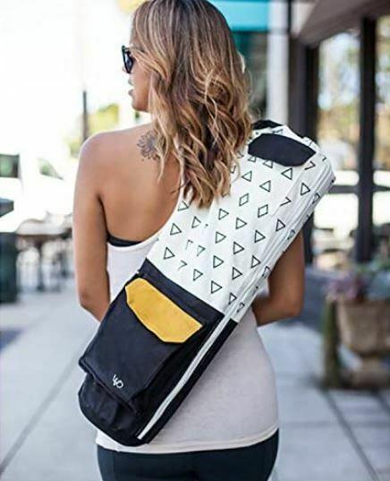 Types of Yoga Mat Backpacks