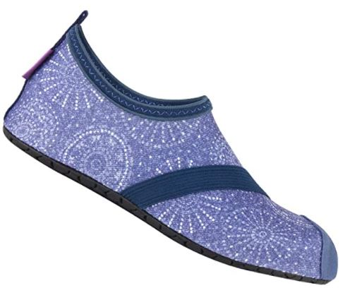 Yoga Mat Shoes: FITKICKS Women's Active Lifestyle Footwear
