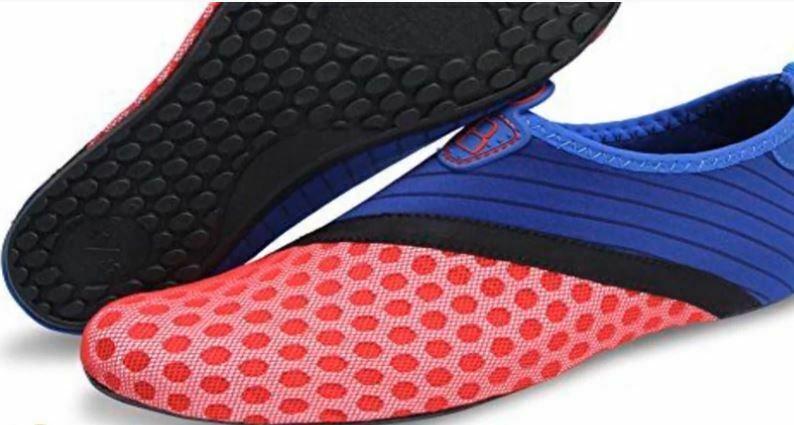 yoga mat shoes