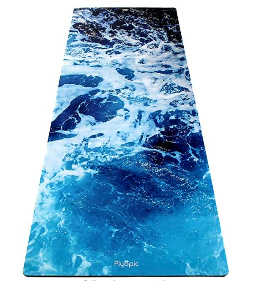 Yoga Mat for Carpet: Plyopic All-In-One Yoga Mat