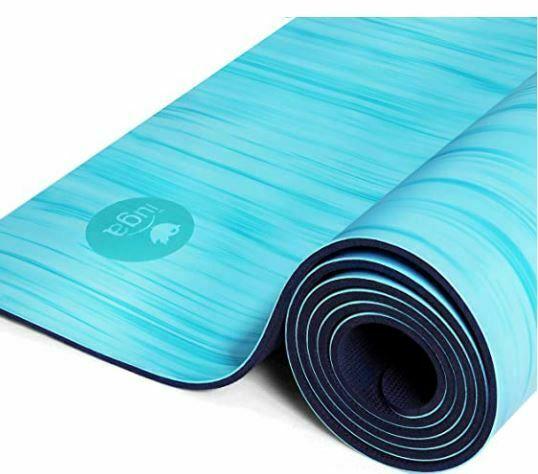 Yoga Mat for Carpet: IUGA Pro Non Slip Yoga Mat