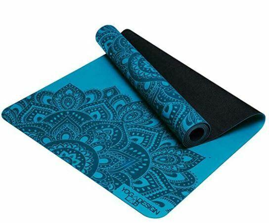 Yoga Mat for Carpet: YOGA DESIGN LAB