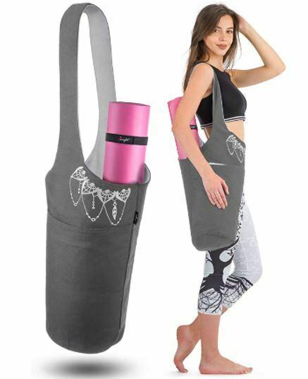Yoga Mat Holder Options