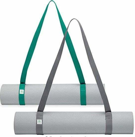 Yoga Mat Strap Options