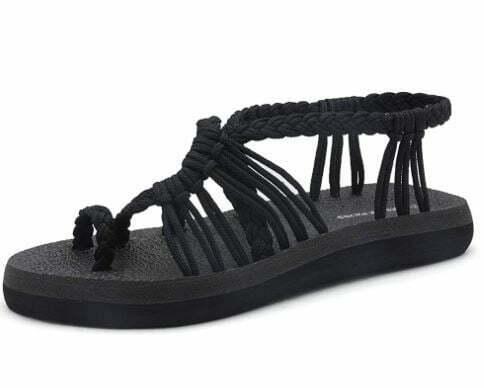 Yoga Mat Sandals